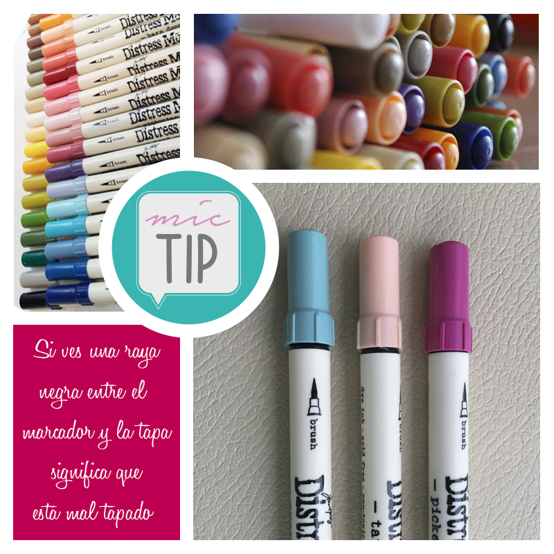 MicTip 2 Distress Markers